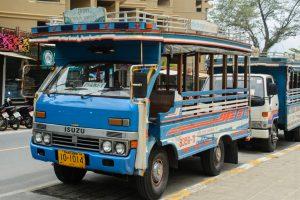 Пхукет Плюс автобусы