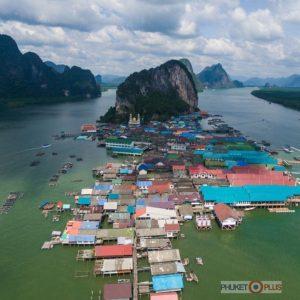 как живут морские цыгане в Таиланде