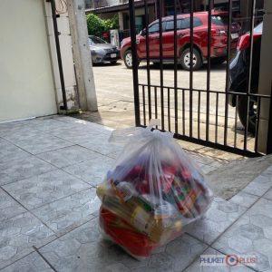 продуктовые наборы в таиланде во время карантина
