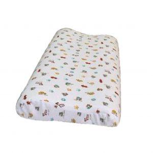 детская латексная подушка